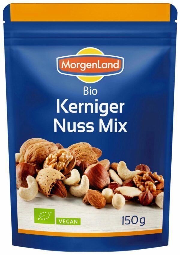 MorgenLand Kerniger Nuss Mix 9x150g