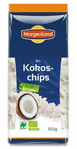 MorgenLand Kokoschips 6 x 150g