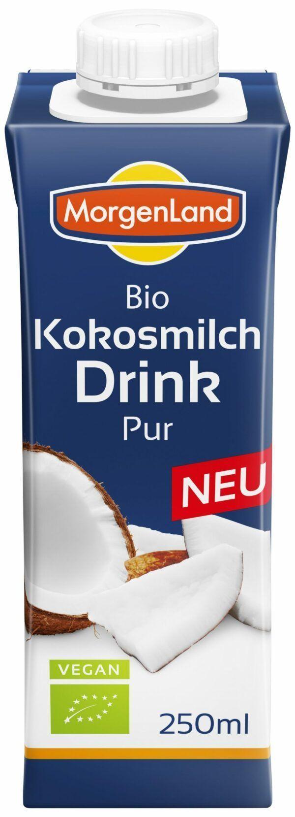MorgenLand Kokosmilch Drink Pur 12x250ml