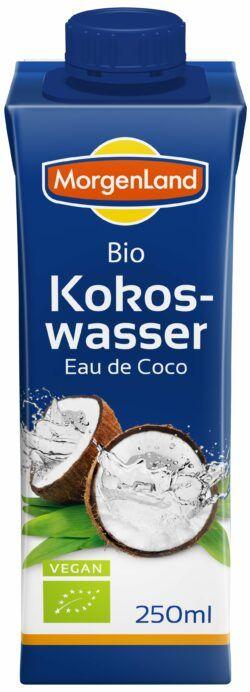 MorgenLand Kokoswasser 12x250ml