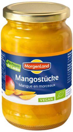 MorgenLand Mangostücke 6x370ml