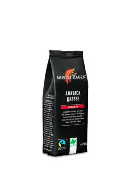 Mount Hagen Arabica Röstkaffee, gemahlen 6x250g