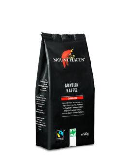 Mount Hagen Bio Röstkaffee gemahlen 12x500g