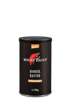 Mount Hagen Demeter Dinkelkaffee 6x100g