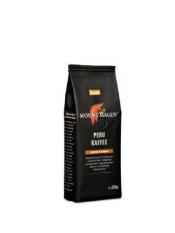 Mount Hagen Demeter Röstkaffee Peru, ganze Bohne 6x250g