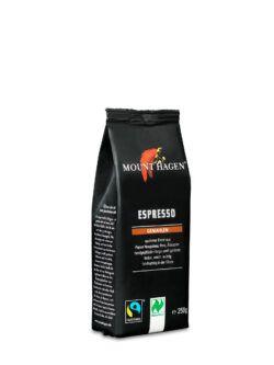Mount Hagen Espresso gemahlen 6x250g