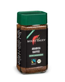 Mount Hagen löslicher Arabica Kaffee, entkoffeiniert 6x100g