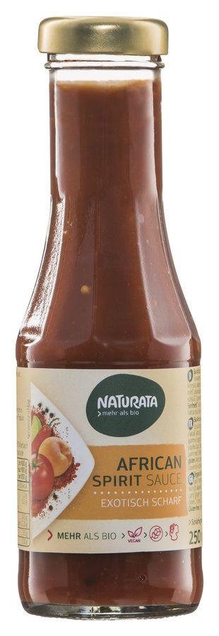 NATURATA African Spirit Sauce 6x250ml