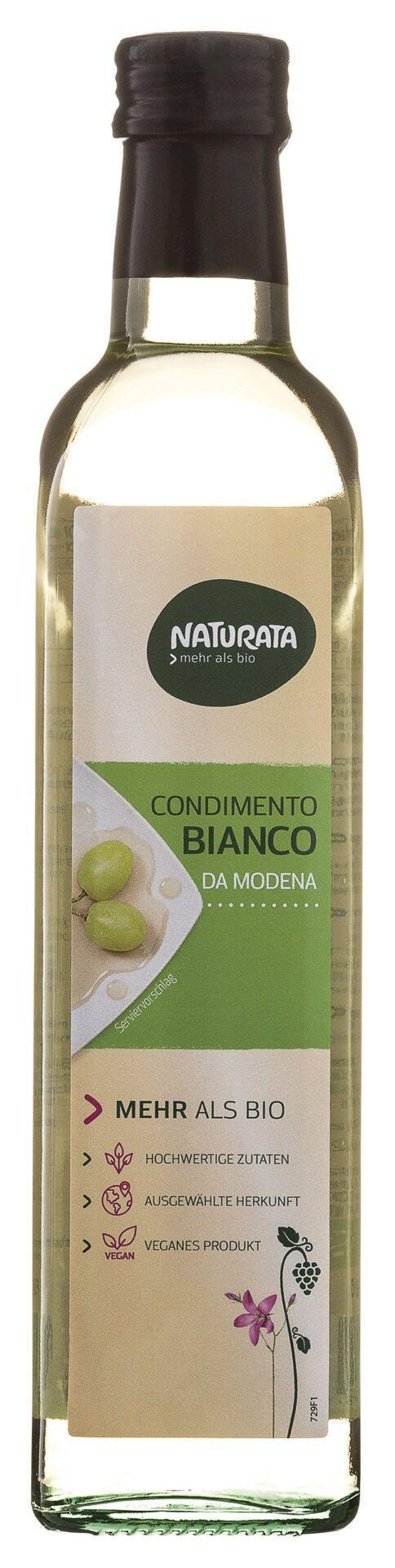NATURATA Condimento Bianco 6x500ml