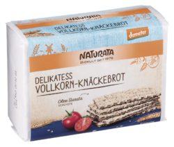 NATURATA Delikatess Vollkorn-Knäckebrot 12x250g