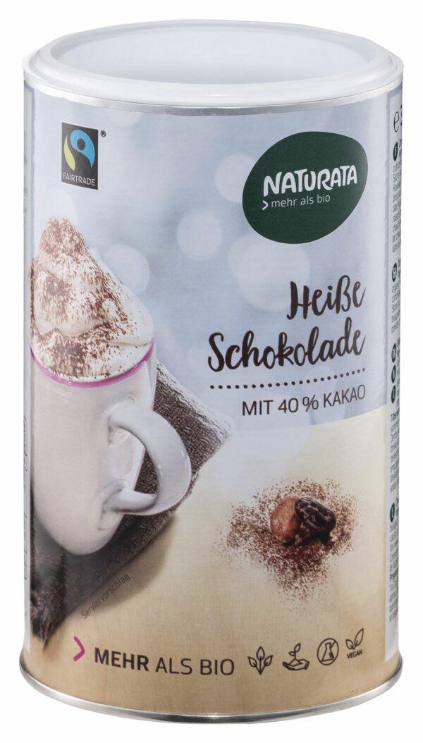 NATURATA Heiße Schokolade 6x350g
