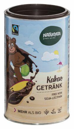 NATURATA Kakao Getränk 6x350g