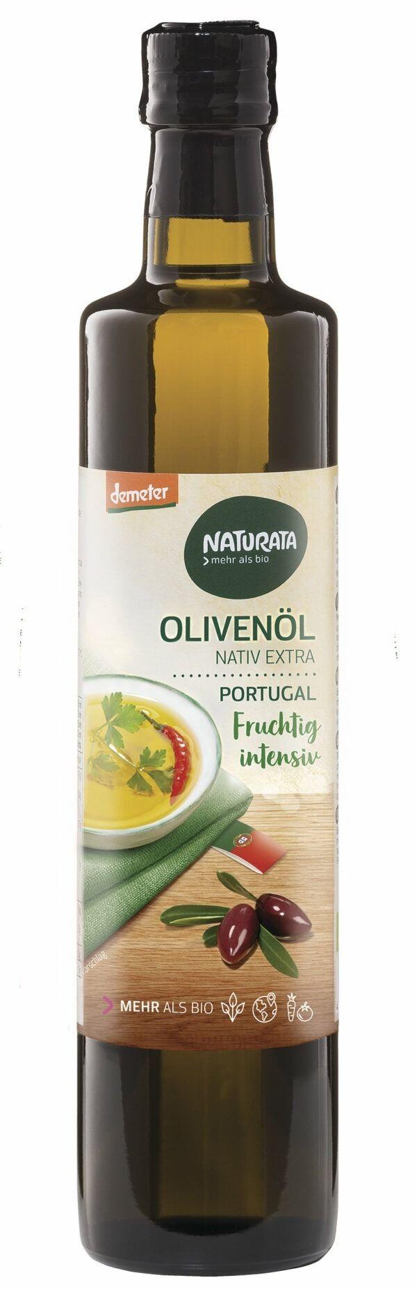 NATURATA Olivenöl Portugal ´Risca Grande´ nativ extra 6x500ml