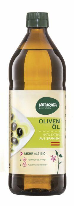 NATURATA Olivenöl Spanien nativ extra 6x750ml