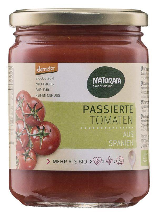 NATURATA Passierte Tomaten 6x400g