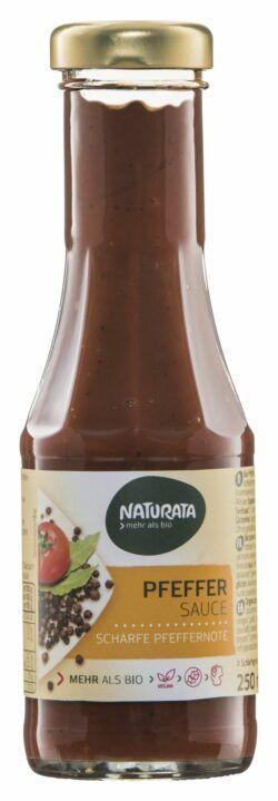 NATURATA Pfeffer Sauce 6x250ml