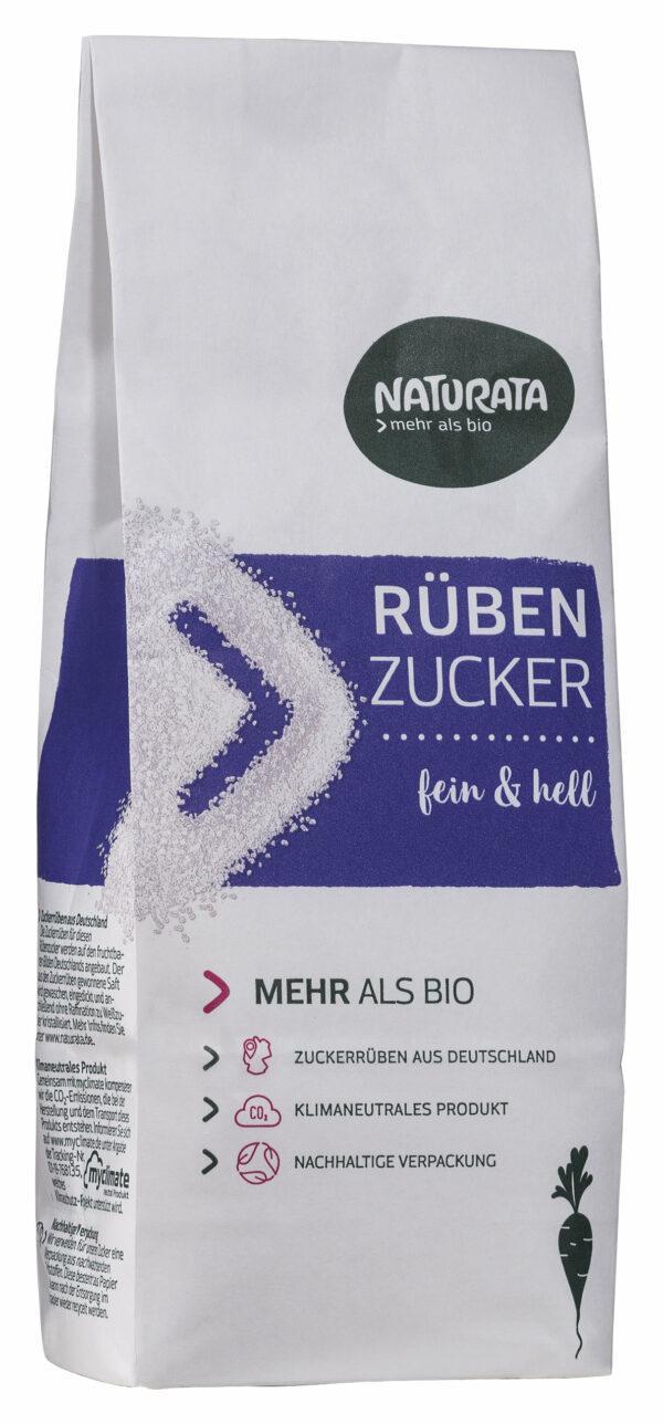 NATURATA Rübenzucker 6x500g