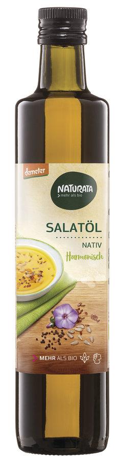 NATURATA Salatöl nativ 6x0,5l