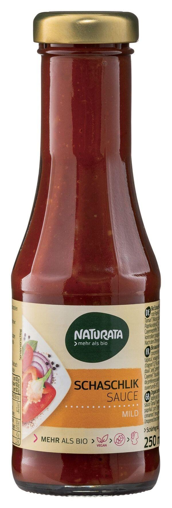 NATURATA Schaschlik Sauce 6x250ml