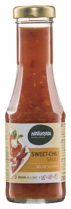 NATURATA Sweet Chili Sauce 6x250ml
