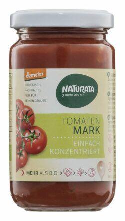 NATURATA Tomatenmark, einfach konzentriert 12x200g
