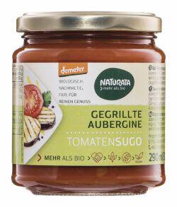 NATURATA Tomatensugo mit gegrillter Aubergine 6x290ml