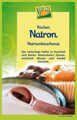 NEOVITA Küchen Natron 12x20g