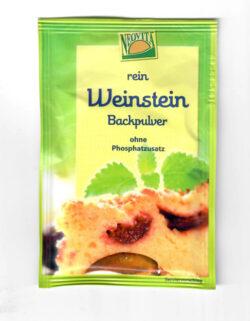 NEOVITA Weinstein-Backpulver 30x70g