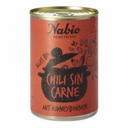 Nabio Chili Sin Carne 6x400g