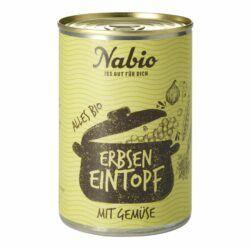 Nabio Erbsen Eintopf 6x400g