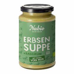 Nabio Erbsen Suppe VON HIER 6x375ml