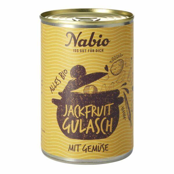 Nabio Jackfruit Gulasch 6x400g