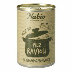 Nabio Ravioli in Champignonsauce 6x400g