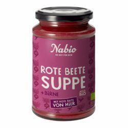 Nabio Rote Beete Suppe VON HIER 6x375ml