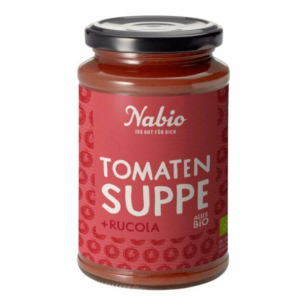 Nabio Tomaten Suppe 6x375ml