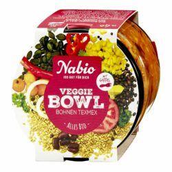 Nabio Veggie Bowl Bohnen TexMex 5x235g