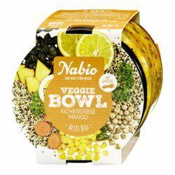 Nabio Veggie Bowl Kichererbse Mango 5x235g
