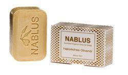Nablus Soap Olivenölseifen Nablus Soap Natürliche Olivenseife Natürliches Olivenöl 100g