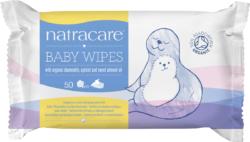 Natracare Babytücher 50 St 16x50Stück