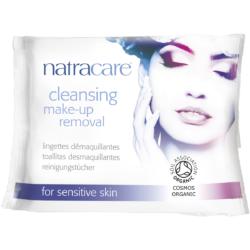 Natracare Gesichtsreiningungstücher 20 St 4x20Stück