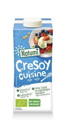 Natumi CreSoy Cuisine Sojazubereitung zum Kochen und Backen 15x200ml