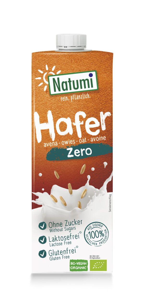 Natumi Hafer Drink Zero 12x1l