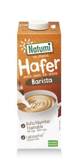 Natumi Haferdrink Barista 12x1l