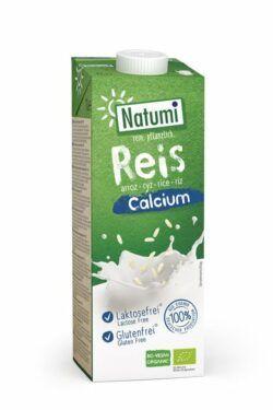 Natumi Reis +Calcium 12x1l