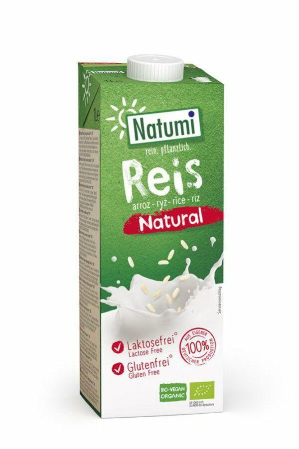 Natumi Reis natural 12x1l
