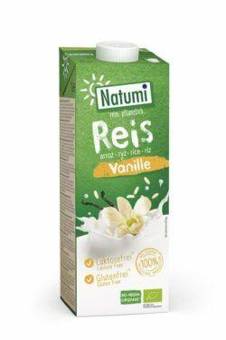 Natumi Reisdrink Vanilla 12x1l