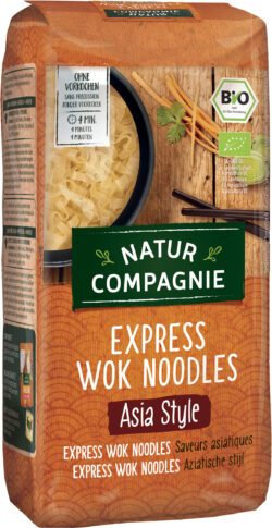 Natur Compagnie ASIA Wok Noodles 10x250g