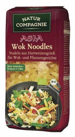 Natur Compagnie ASIA Wok Noodles 250g