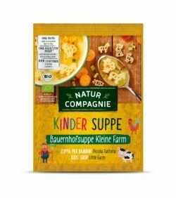 Natur Compagnie Bauernhofsuppe Kleine Farm 8x63g