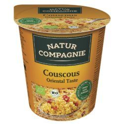 Natur Compagnie Snack Cup Couscous Oriental Style 8x68g